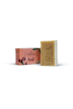 Natural soap with spices -...